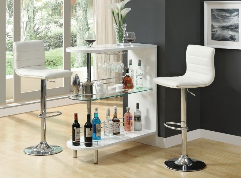 Bar Table And Stools Set