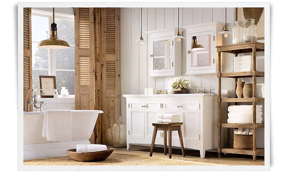 Bathroom Medicine Cabinet Restoration Hardware