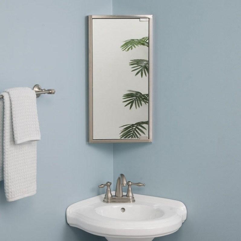 Bathroom Medicine Cabinet With Side Lights