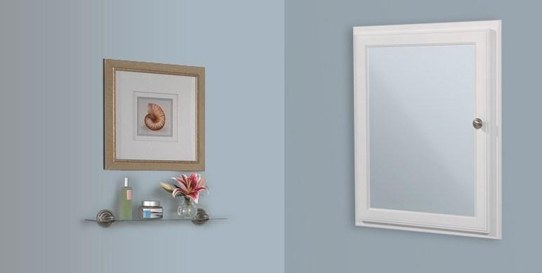 Bathroom Medicine Cabinets Recessed