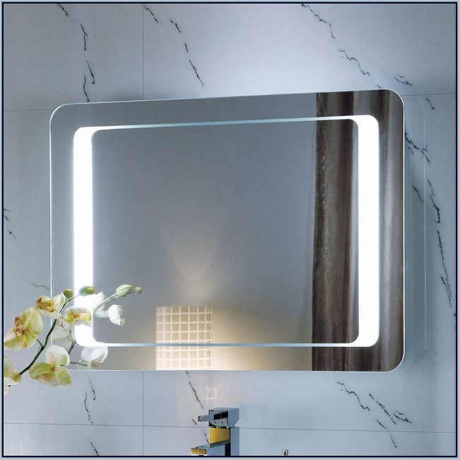 Bathroom Medicine Cabinets With Lights Lowes