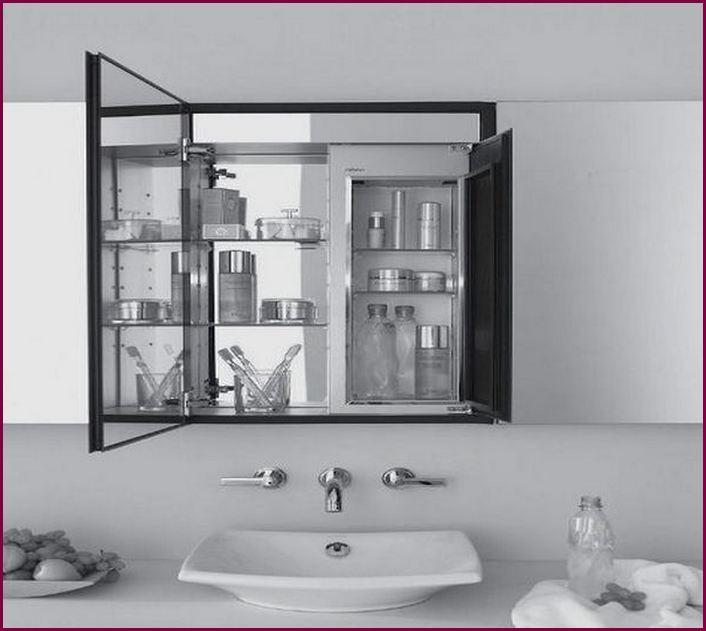 Bathroom Medicine Cabinets With Mirrors Canada