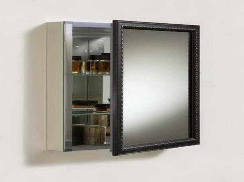 Bathroom Recessed Medicine Cabinets With Lights