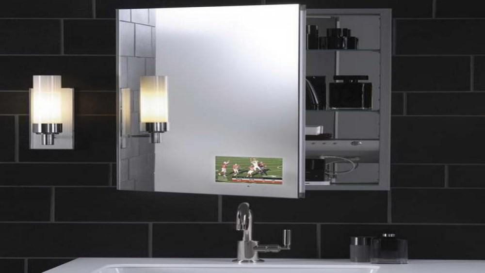 Bathroom Recessed Medicine Cabinets