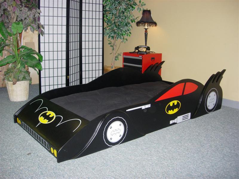 Batman Toddler Bed Bedding