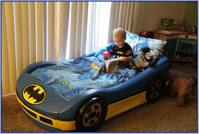 Batman Toddler Bedding