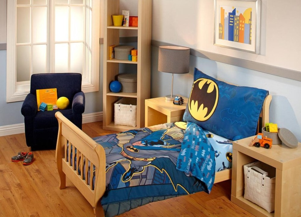 Batman Toddler Bedroom Set