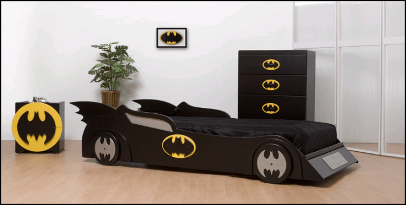 Batmobile Toddler Bed For Sale