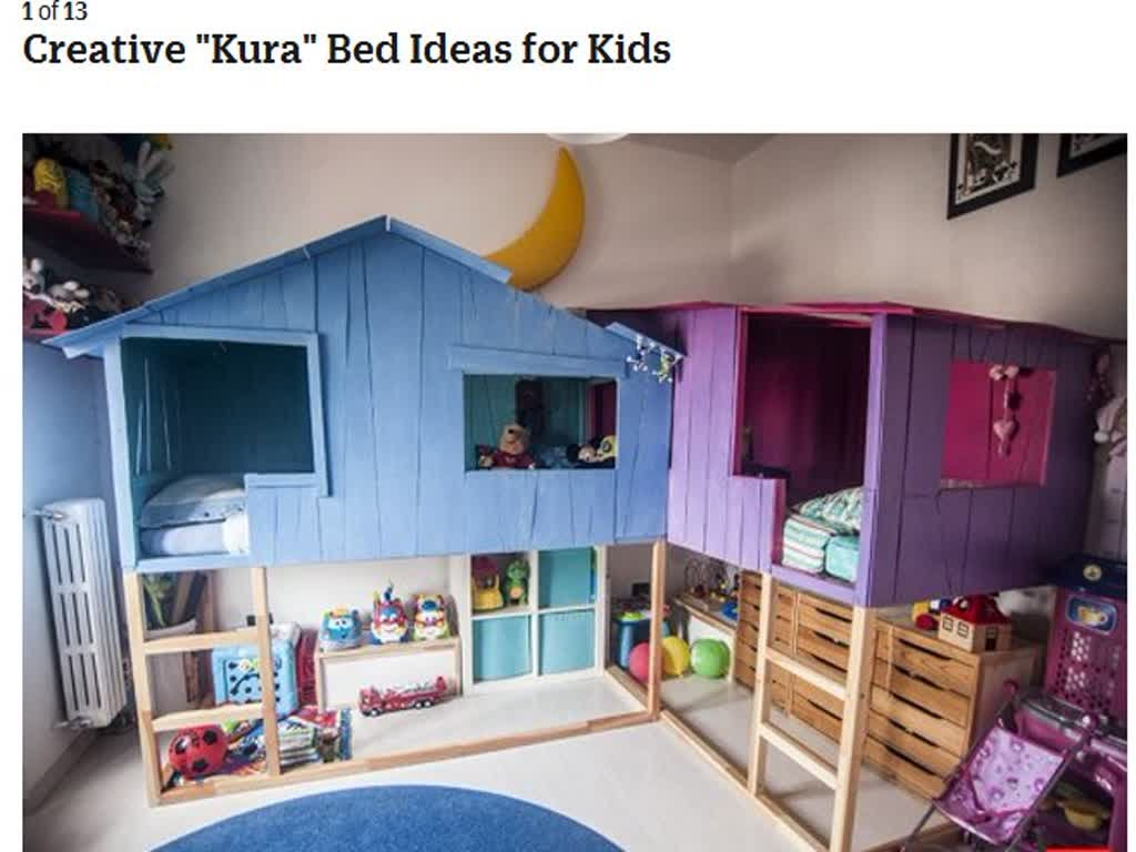 Bed For Toddlers Ikea