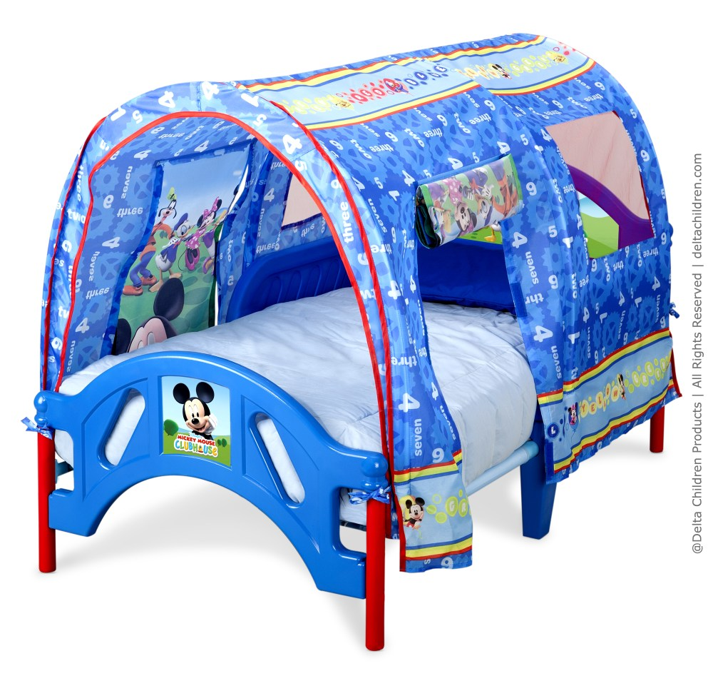 Bed Tent For Toddler Bed