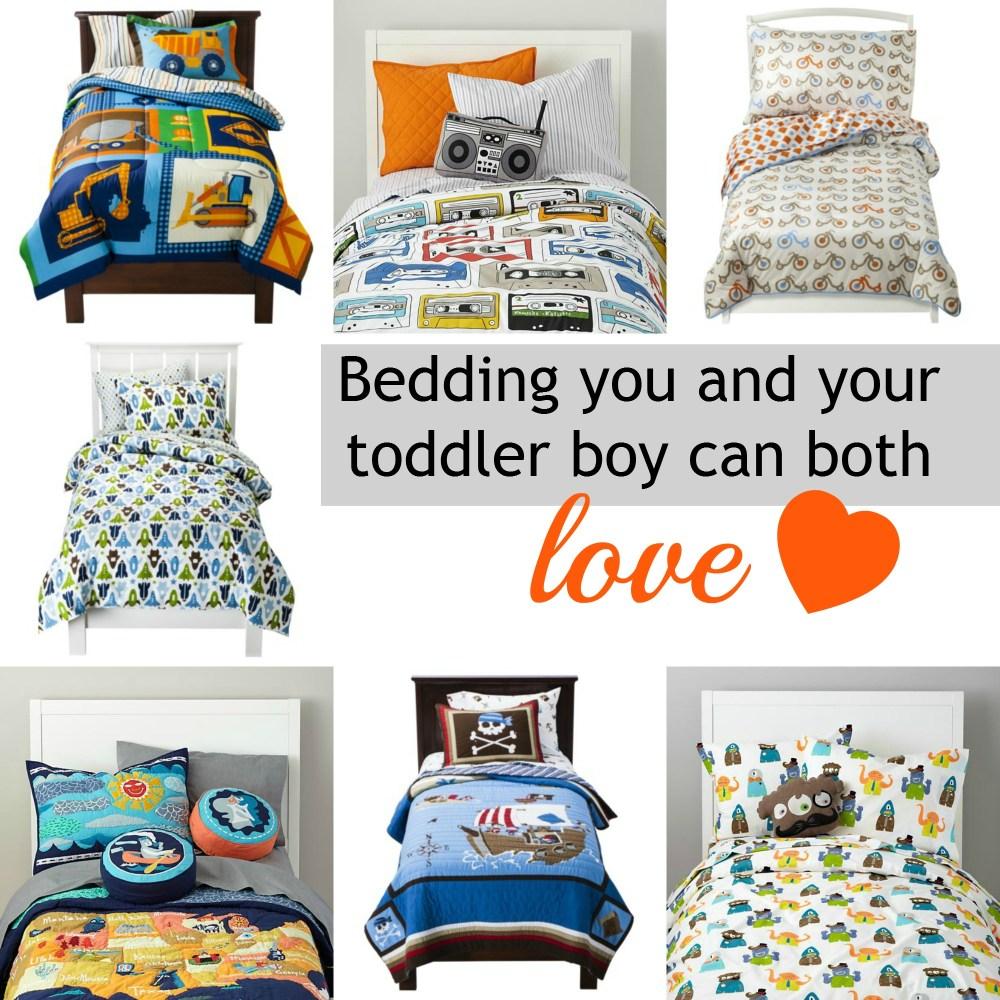 Bedding For Toddler Bed Boy