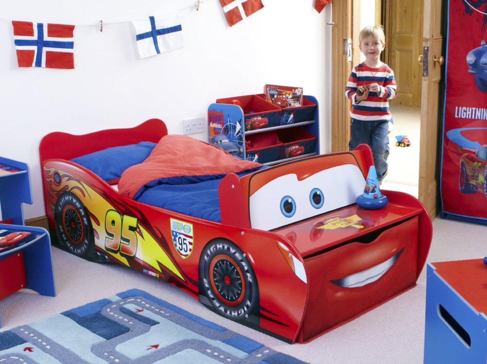 Beds For Toddlers With Storage