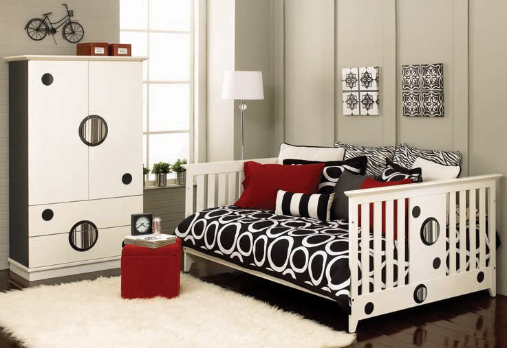 Black Toddler Bedroom Furniture