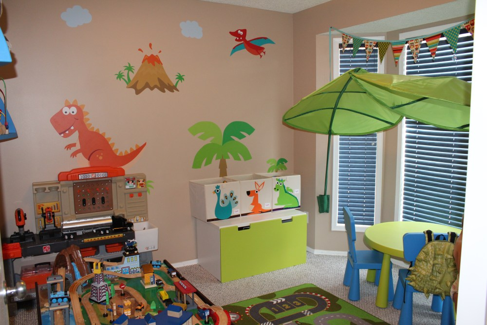 Blue Toddler Bedroom Ideas