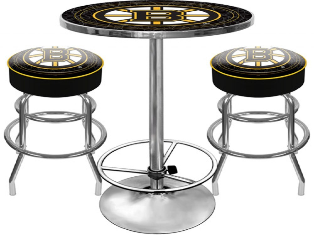 Boston Bruins Bar Stools