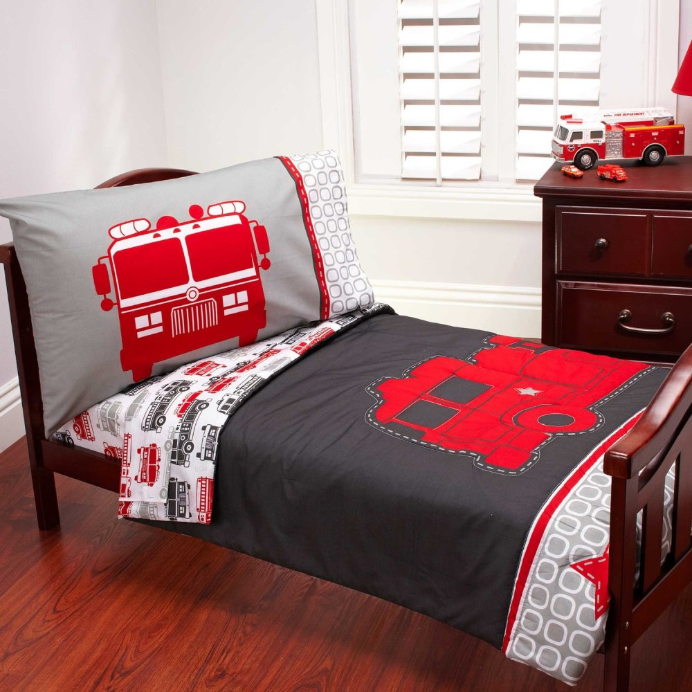 Boy Toddler Bed Bedding
