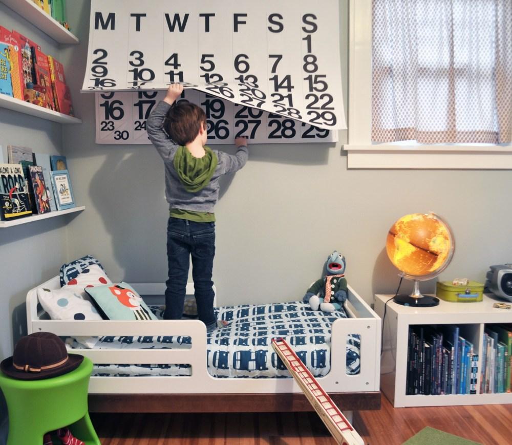 Boy Toddler Bed Ideas