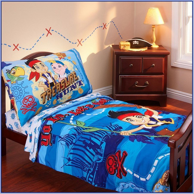 Boy Toddler Bed Sets