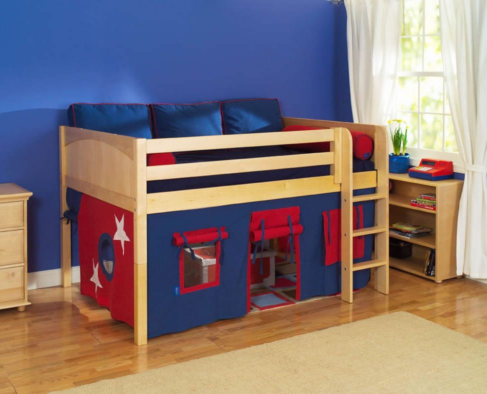 Boy Toddler Bed