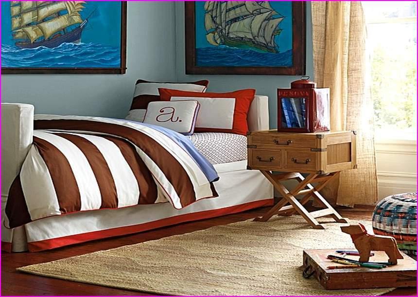 Boy Toddler Bedding Set
