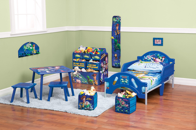 Boy Toddler Bedroom Sets
