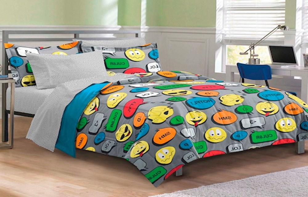 Boy Toddler Comforter Sets