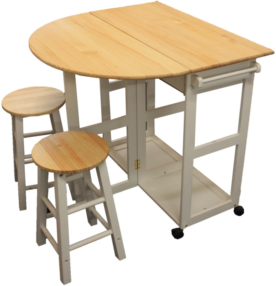 Breakfast Bar And Stool Set