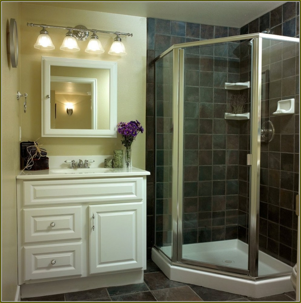 Brushed Nickel Medicine Cabinet With Mirror