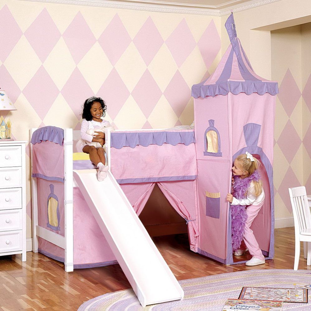 Bunk Bed For Toddler And Infant