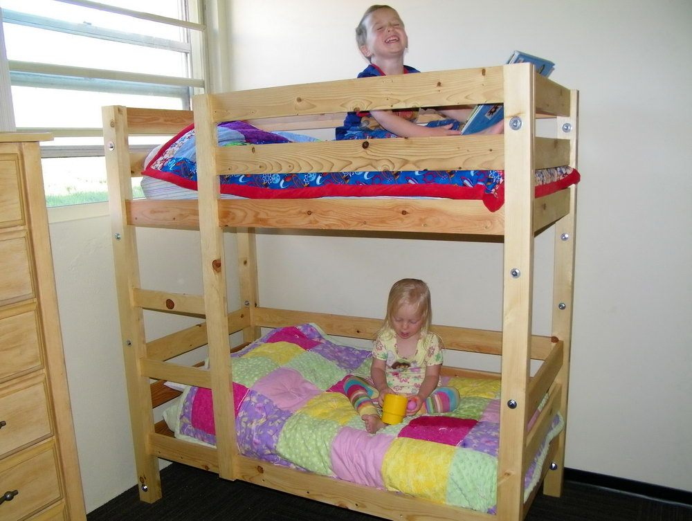 Bunk Bed Toddler And Baby