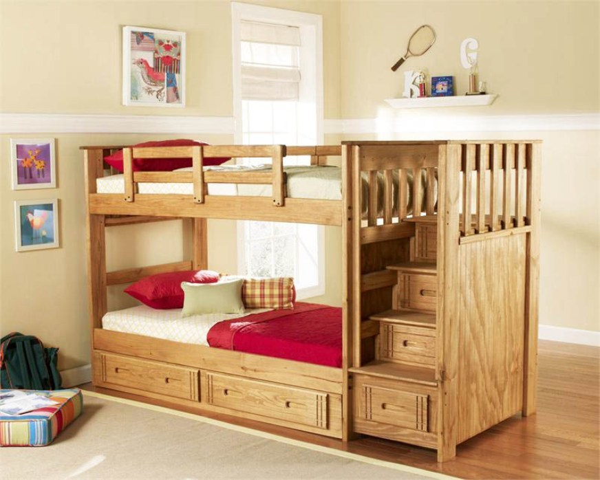 Bunk Bed Toddler