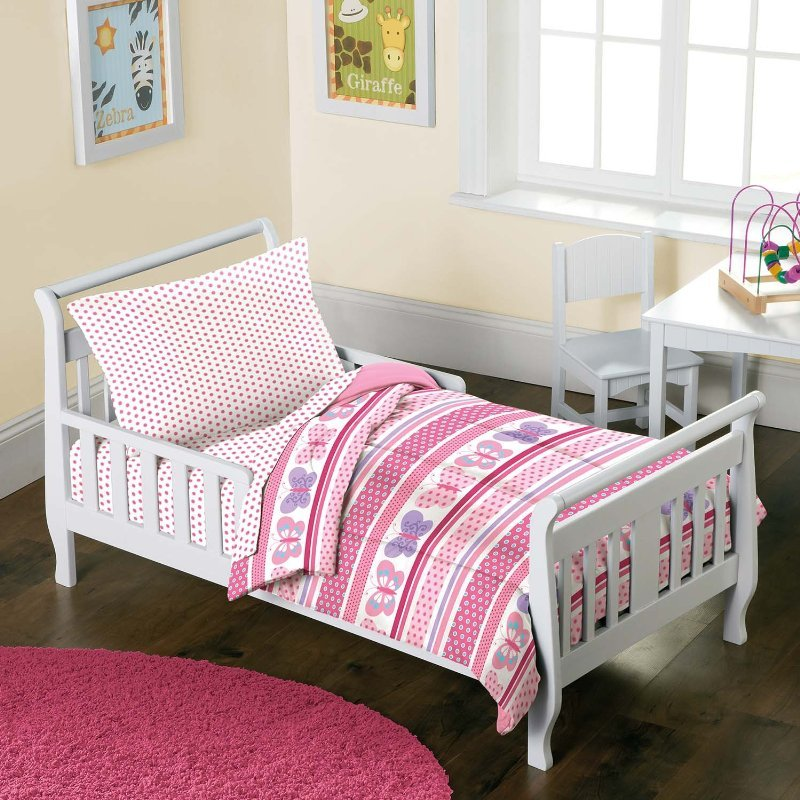 Butterfly Toddler Bedding Sets