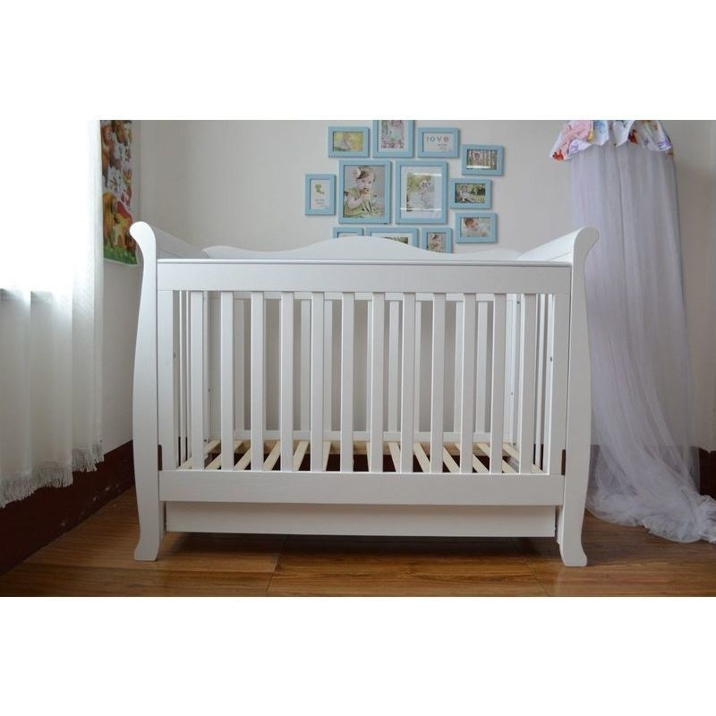 Buy Buy Baby White Toddler Bed