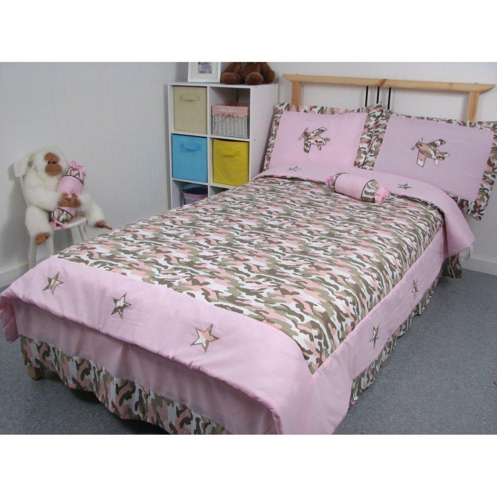 Camouflage Childrens Bedding