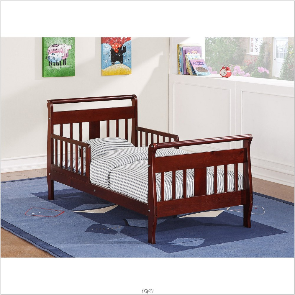 Canopy Toddler Bed Boy