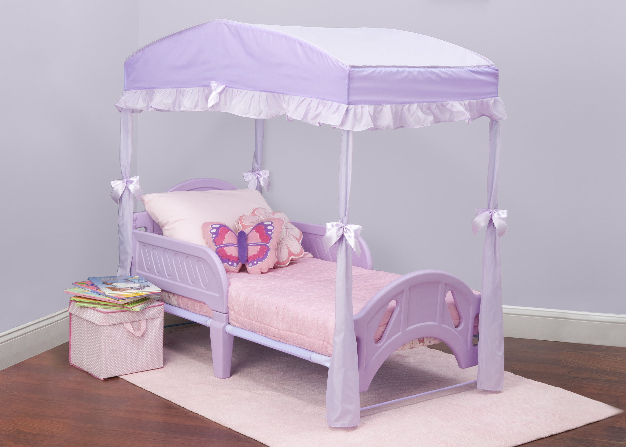 Canopy Toddler Bed