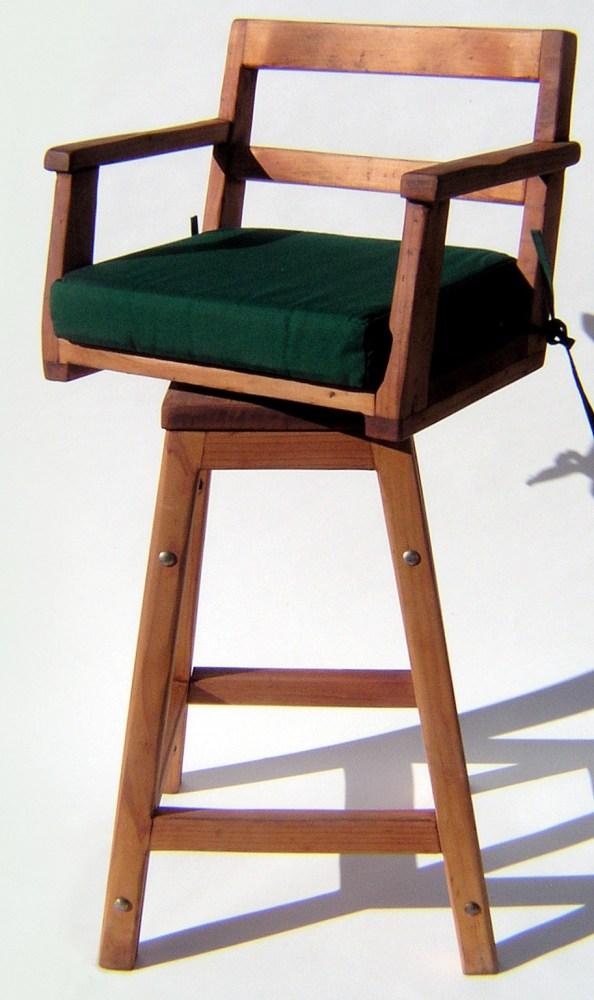 Captain Chair Bar Stools