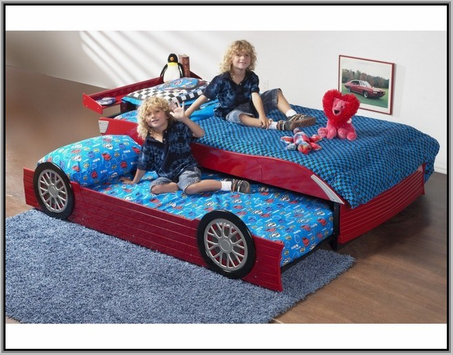 Car Bed For Toddler