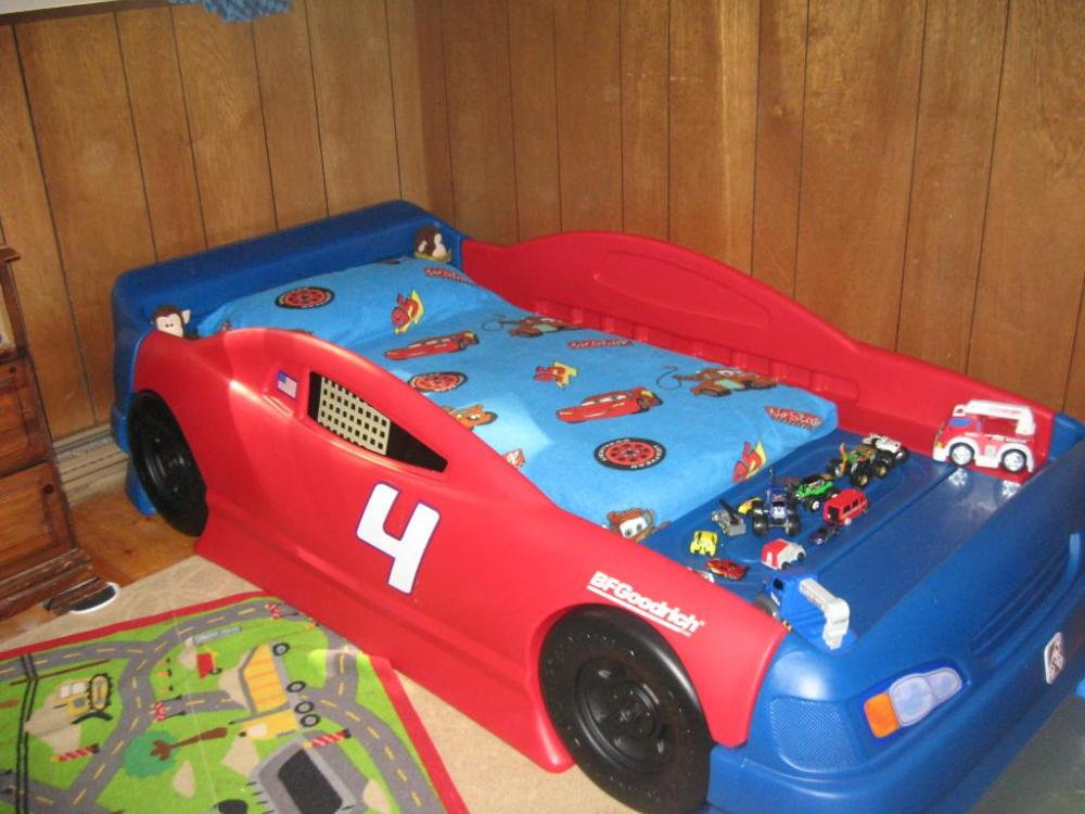 Car Bed Toddler