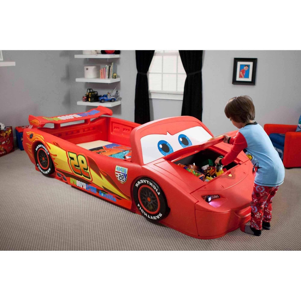 Car Beds For Toddlers Walmart