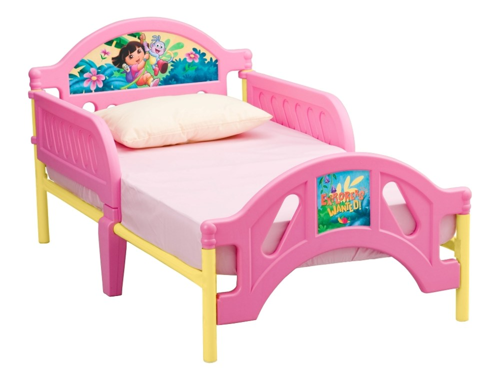 Cars Bed For Toddler Walmart