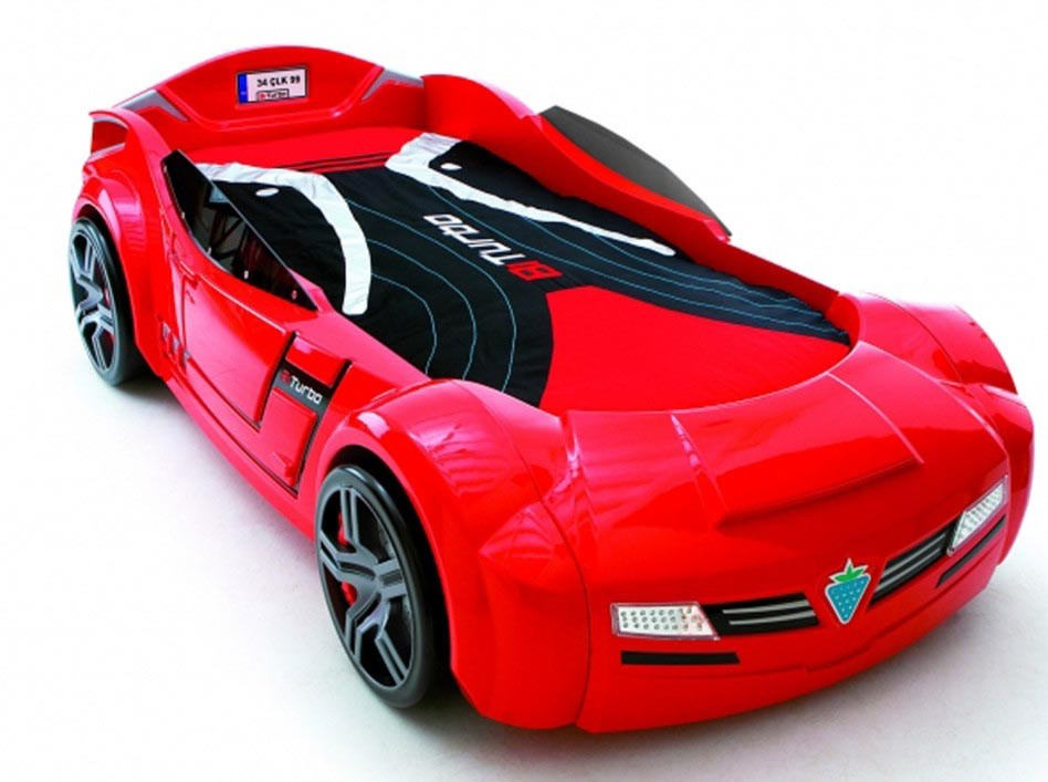 Cars Bed For Toddlers