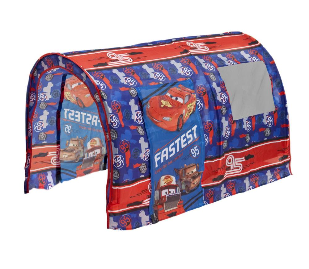 Cars Tent For Toddler Bed