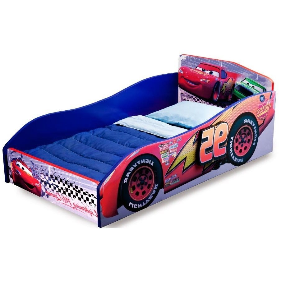 Cars Toddler Bed Dimensions
