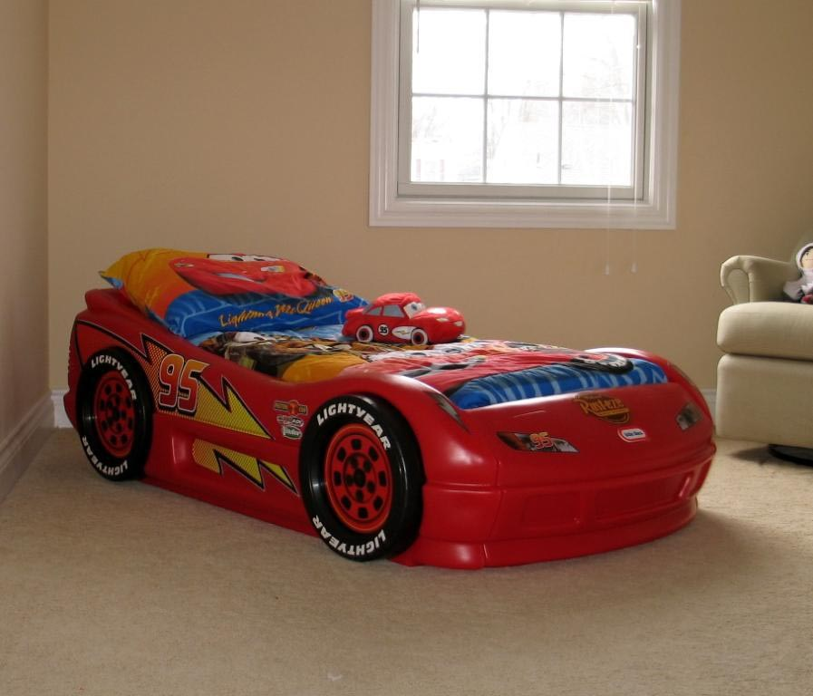 Cars Toddler Bed Little Tikes