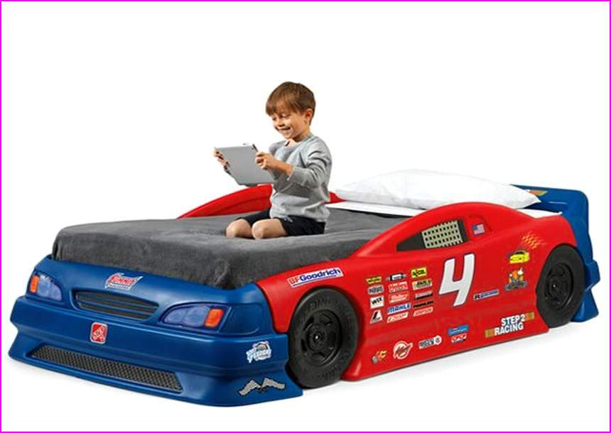 Cars Toddler Bed Set Target