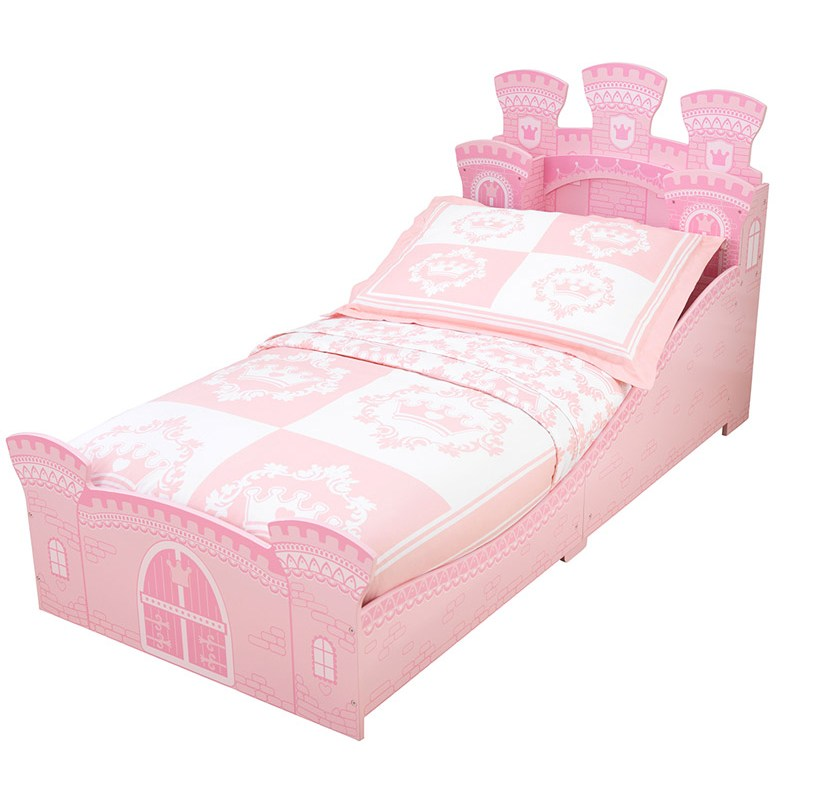 Castle Toddler Bed Boy