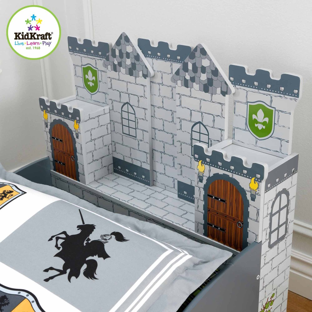 Castle Toddler Bed Walmart