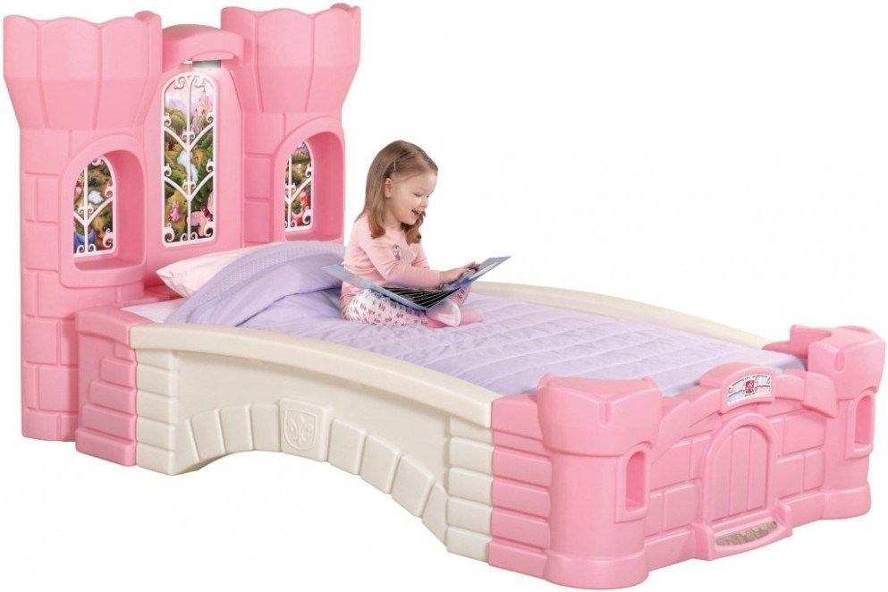 Castle Toddler Bed