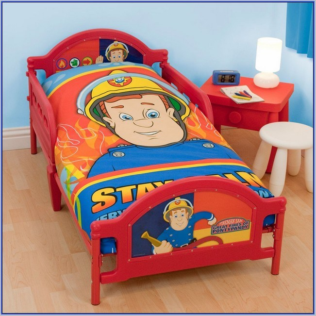 Character Toddler Beds Uk